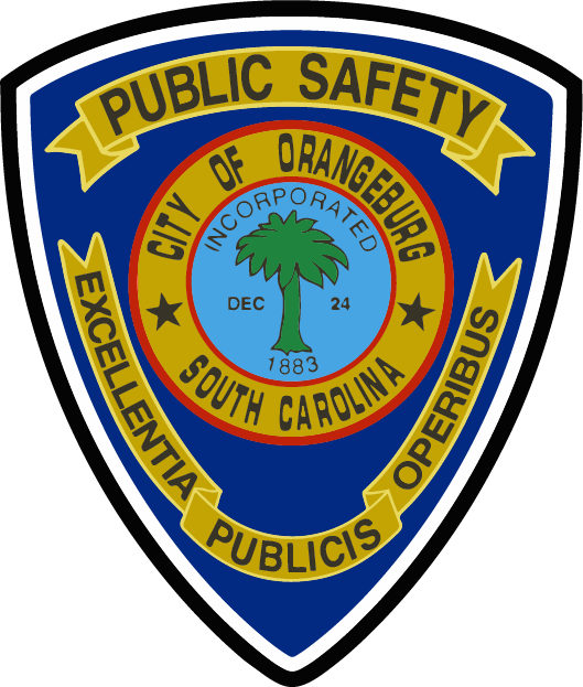 Orangeburg PD Patch
